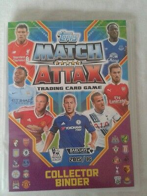 Topps Match Attax Trading Card Game 2015/2016