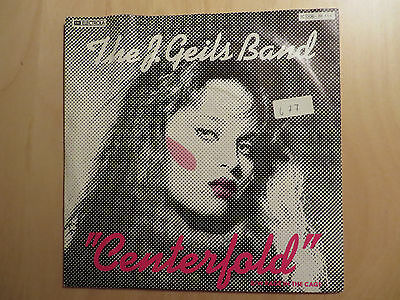 "Vinyl, Schallplatte, 7"",Single, J. GEILS BAND, Centerfold"