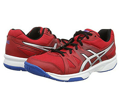 ASICS Gel Upcourt Mens Indoor Court / Badminton / Squash Shoe Trainer - UK 13