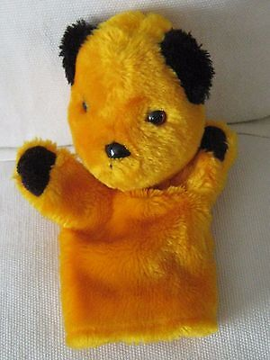 Sooty Hand Puppet Patsy B Marketing Great Condition
