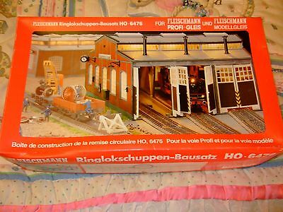 Fleischmann Ho Scale 6476 Roundhouse