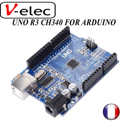 1217# UNO R3 clone development board MEGA328P CH340 CH340G For Arduino