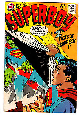 DC Comics! Superboy! Issue 152!