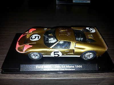 FLY- Slot car 1:32 FLY FORD GT40 MKII Le Mans 1966