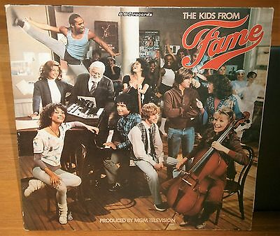 The Kids From Fame First Album From The Tv Series Reb 447 Bbc Records Vinyl Lp