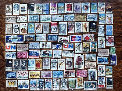 Collection Of United States Stamps USA Used