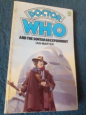 The Sontaran Experiment, Doctor Who