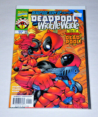 Deadpool and Widdle Wade 1 VF/NM