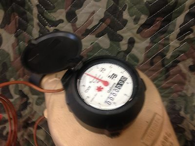 "Badger Meter M70 1"" Gallon read"