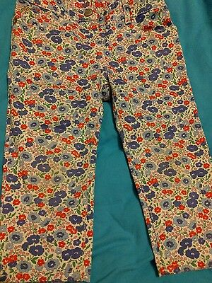 BODEN girls jeans, long shorts / ankle skimmers