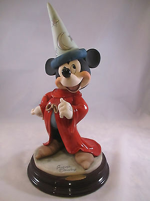 Armani Disney Mickey Mouse As Sorcerer's Apprentice 1710C