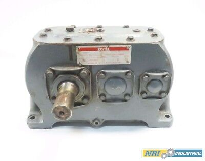 Dorris 1817 6.1Hp 16.889:1 Gear Reducer D550163