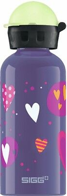 Sigg - Glow Heart-Ballons - 0.4L- Aluminum Water Bottle