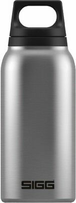 Sigg - Hot & Cold Classic Brushed - 0.3L- Aluminum Water Bottle
