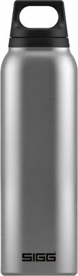 Sigg - Hot & Cold Classic Brushed - 0.5L- Aluminum Water Bottle