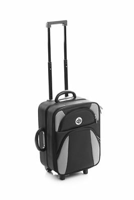 Drakes Pride - Trolley Bag - Black- Bowls Trolley Bag Set
