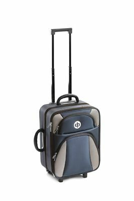 Drakes Pride - Trolley Bag - Navy- Bowls Trolley Bag Set
