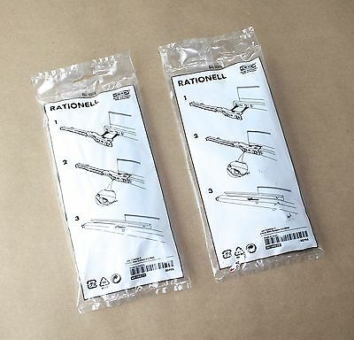 Ikea Rationell Drawer Dampers 601.086.77 New Free Shipping Damper 2 pack