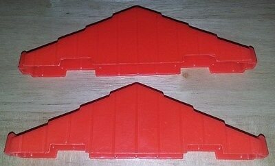 """Lincoln Logs ROOF TRUSS, Lot of 2 Trusses 6"""""""
