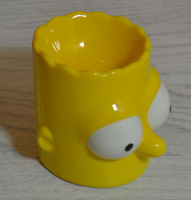 Rare Official The Simpsons / Bart Simpson Egg Cup / 2008