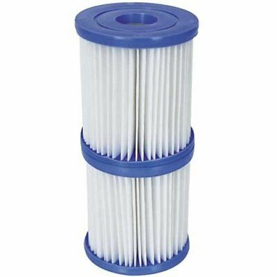 Bestway - Filter Cartridge Size 2 - 18 PACK - Pool/Spa Filter Cartridges