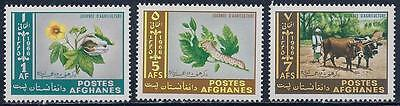 Afghanistan 1966 Stamp Agriculture Day