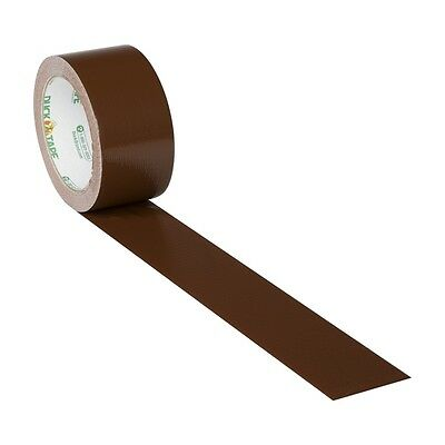 Mud Puddle / Chocolate Brown Duck Brand Duct Tape 1.88 inch x 20 yds