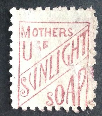 NEW ZEALAND 1893 ADSON SSF 1d. ROSE 2nd SETTING