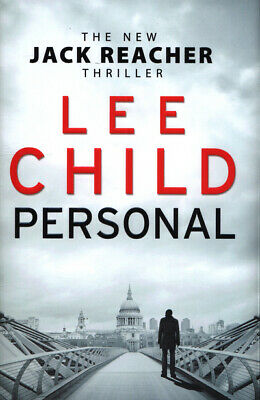A Jack Reacher thriller: Personal by Lee Child (Hardback)