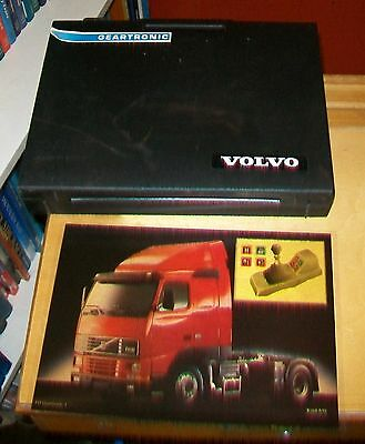 Volvo Trucks Fl10 Fh12 Geartronic Training Video  Brochure Photographic Film