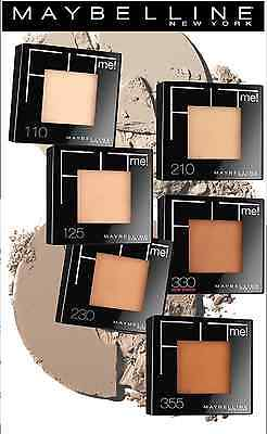 """Maybelline New York Fit Me! Powder, """"Choose Your Shade!"""""""