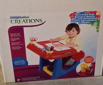 Toys R Us Sit and draw desk
