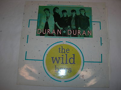 "Duran Duran - The Wild Boys - 12"" Single - Original UK Pressing - EMI 12DURAN3"