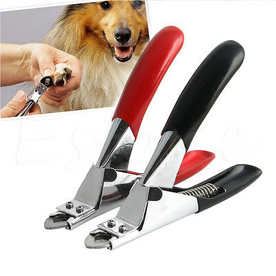 Nail Pet Supply Pet Dog Cat Accessory Toe Scissors Trimmer Cutter Nailclippers