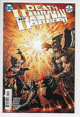 Death of Hawkman #4 (DC, 2017) - New/Unread (NM)