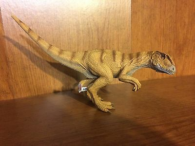 Schleich Allosaurus 14513 Dinosaur action figure movable jaw NEW w/ Tag