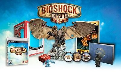 Bioshock Infinite ultimate Songbird collectors edition PS3 NEW & SEALED