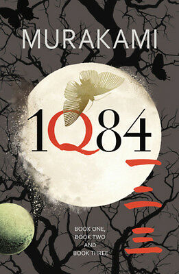 1Q84: Books 1, 2 and 3 by Haruki Murakami (Hardback)