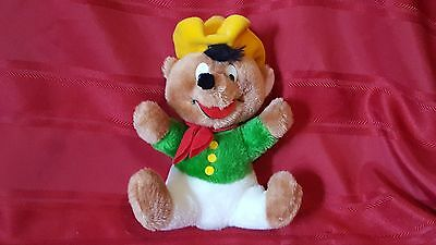 1971 Mighty Star Plush SPEEDY GONZALES Warner Bros. 9""