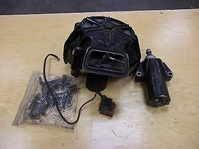 USED MERCURY 9.8 10 HP RECOIL STARTER 91871A1 and electric Starter