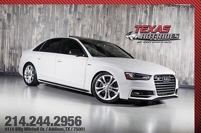 2013 Audi S4 Premium Plus 2013 Audi S4 Premium Plus S-Line, Many options! Looks awesome! MUST SEE