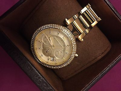 Michael Kors Watch *gold* Brand New!!