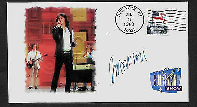 The Doors Ed Sullivan Show Featured on Ltd Edition Collector's Envelope *1052