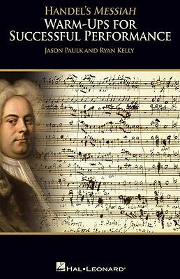 Handel's Messiah: Warm-Ups For Successful Perfor.... SATB Sheet Music, Downloads