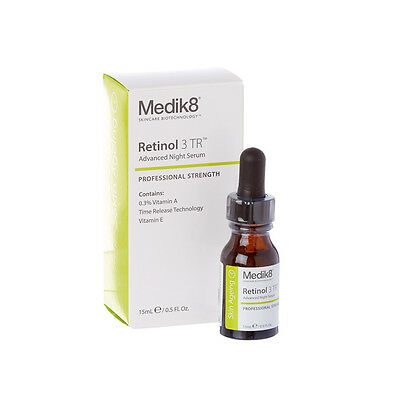 Medik8 Retinol 3 TR Advanced Night Serum....100% ORIGINAL