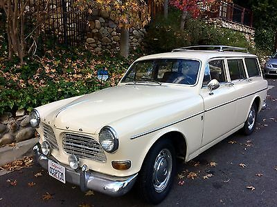 1968 Volvo Other  1968 122S Amazon Wagon Beautiful Original California Car Very Solid 122 S 122s