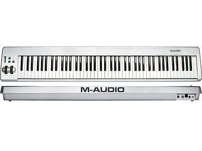 M-Audio Keystation 88es  USB MIDI Keyboard-Controller