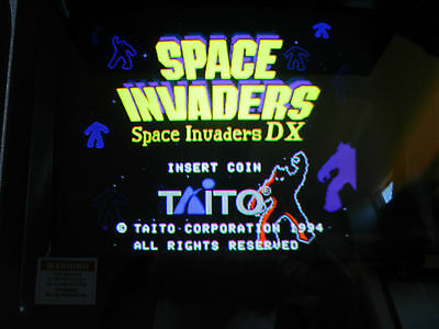 Taito Space Invaders Dx  jamma woking Arcade board pcb 1994