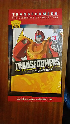 Transformers The Definitive G1 Collection  Graphic Novel Issue 2 NEW