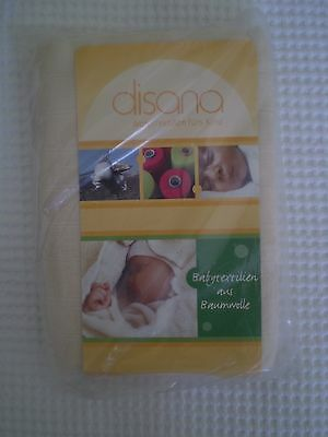 Disana Muslin Nappy Squares pack of 3